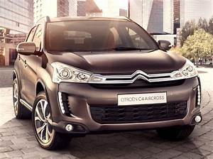 Citroen C Aircross : citroen c4 aircross photo 8 11732 ~ Gottalentnigeria.com Avis de Voitures