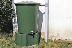 Bac Récupération Eau De Pluie : r cup rer l 39 eau de pluie quel syst me pr voir ~ Premium-room.com Idées de Décoration