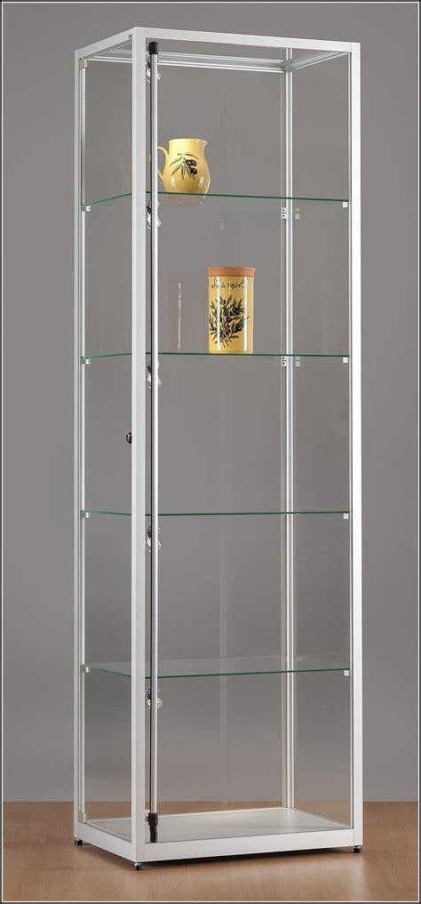 Glasvitrine Mit Led Beleuchtung  Beleuchthung  House Und
