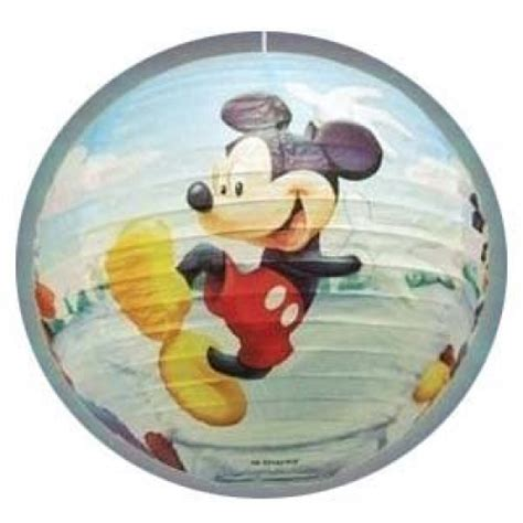 Mickey Mouse Ceiling Fan Globe by Paper Shade