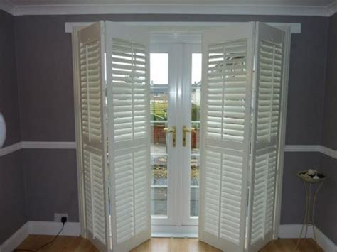 shutters on patio doors patio door shutter images wood