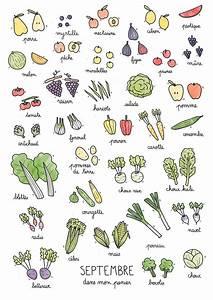 Fruits De Septembre : fruits l gumes de saison septembre fruits l gumes de saison l gumes de saison et fruit legume ~ Melissatoandfro.com Idées de Décoration