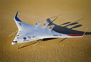 NASA Hybrid Wing - Pics about space