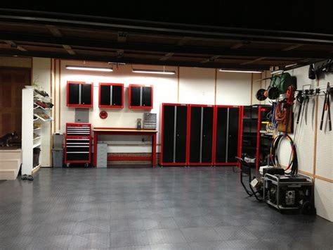 red and black garage cabinets furniture sears garage cabinets in black and red also