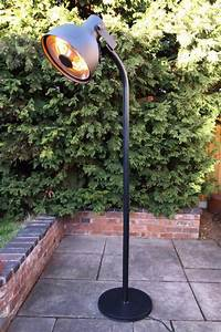 Free Standing Electric Patio Heater 1500w
