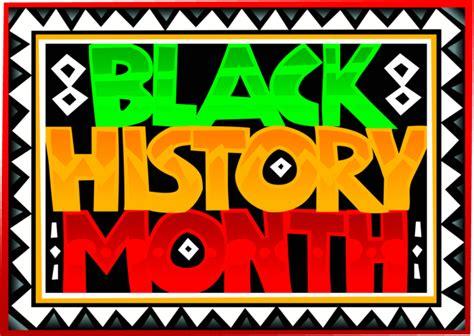 Annual Black History Month Presentation   Newark Educators