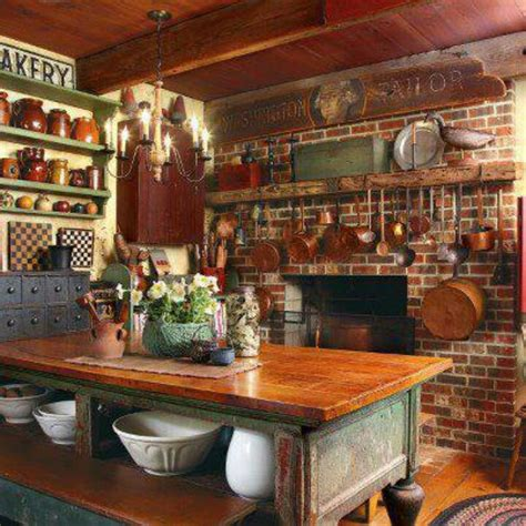 Country Kitchen  Decorating And Diy Pinterest