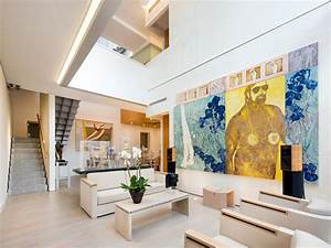 An Art Collector's $14 5M West Village Carriage House Is