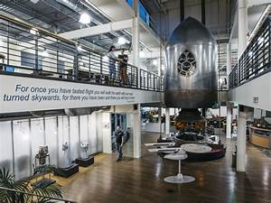 Behind the curtain: Ars goes inside Blue Origin's ...