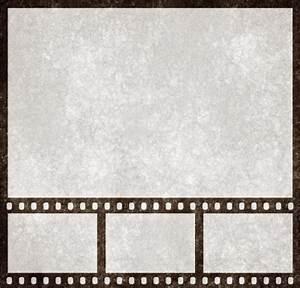 Tira de película grunge plantilla de presentación Descargar Fotos gratis