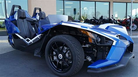 2016 Polaris Slingshot For Sale Near Fresno, California