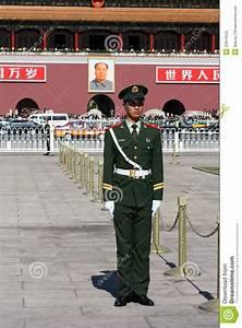 Uniforme Police Nationale : police nationale chinoise dans le plein uniforme chez tiananm image ditorial image 22914525 ~ Maxctalentgroup.com Avis de Voitures