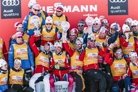 coupe du monde de ski de fond ski de fond le classement de la coupe du monde par