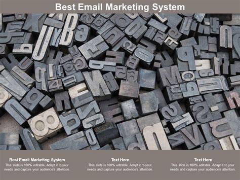 email marketing system  powerpoint