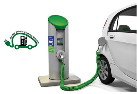 Electric Car Charging Stations by Optocouplers Help Promote Safe Efficient Ev Charging