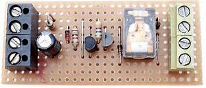 How To Build A Simple Transistor Based Motorcycle Alarm
