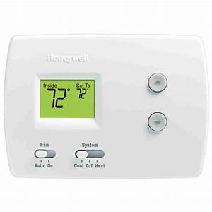 Th3110d1008 Honeywell Thermostat Non Programmable