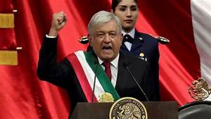 Mexico's new president pledges 'radical' rebirth and ...
