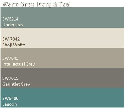 image result for greyed or muted teal paint colors az