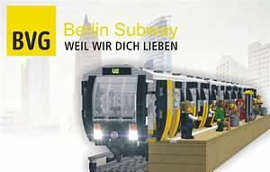 Bvg Shop Berlin : die berliner u bahn aus lego ~ Orissabook.com Haus und Dekorationen