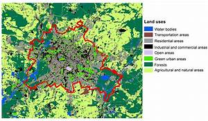 Some Other Useful Gis Products  U2022 Urban Climate And Health  U2022 Department Of Earth Sciences
