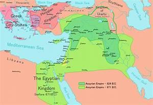 Neo-Assyrian Empire - Wikipedia