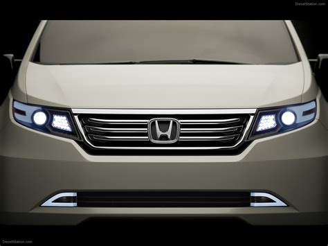 Honda Odyssey Concept 2018 Exotic Car Picture 13 Of 28