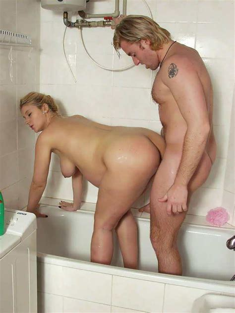 Sex With A Pregnant Milf Blonde In The Bathroom Porn Pic Eporner