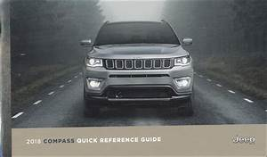 2018 Jeep Compass User Guide Owner U0026 39 S Manual Package Original