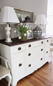 25 best ideas about painted buffet on pinterest for Kitchen colors with white cabinets with clear round seal stickers