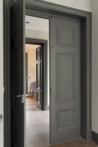 epique porte de garage avec porte interieur en chene With porte de garage avec porte en chene