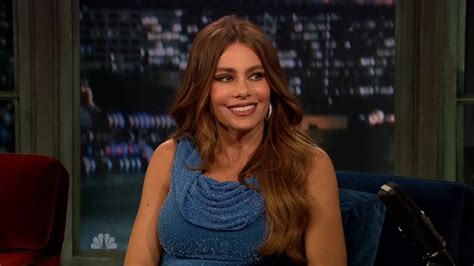sofia vergara jimmy fallon tvdesab sofia vergara late night with jimmy fallon 09