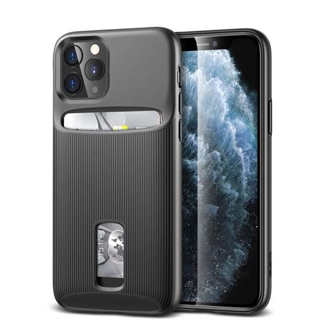 For iphone 12 11 pro max xs xr 7 8+ cute moon clouds clear shockproof phone case. iPhone 11 Pro Max Case Wallet Armor Slim Premium Credit Card Holder Black | eBay