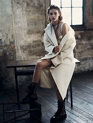 Elle Magazine Fashion Editorial