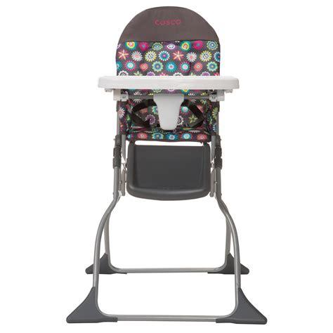 Cosco Folding High Chair Retro Dot by Cosco Slim Fold High Chair Chairs Seating