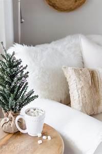 Cozy Christmas Living Room A Burst Of Beautiful