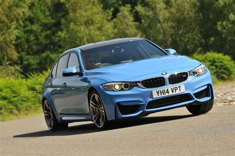 Review Bmw M3 by 2014 Bmw M3 Review What Car