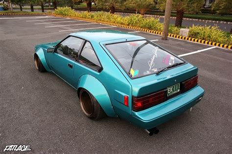 one of tue best builds i can imagine the bosozoku mk2