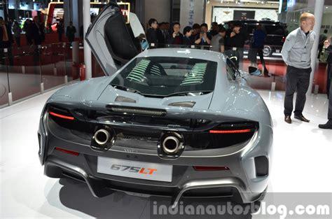 Mclaren 570 Lt by Mclaren 570s Mclaren 675 Lt Auto Shanghai Live