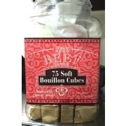 berkley jensen beef flavor soft bouillon cubes