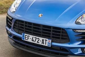 Essai Porsche Macan : essai porsche macan 4 cylindres notre avis sur le macan premier prix photo 20 l 39 argus ~ Medecine-chirurgie-esthetiques.com Avis de Voitures