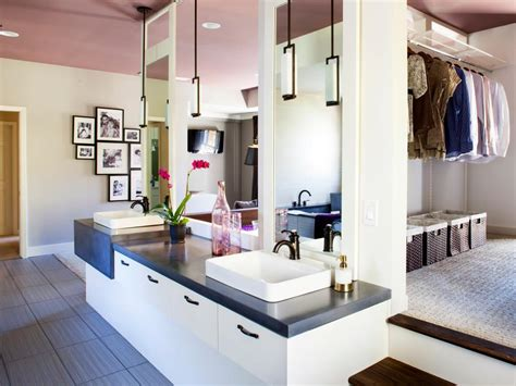 Bathroom Makeovers : Luxurious Bathroom Makeovers From Our Stars