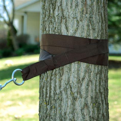 How To Use Hammock Tree Straps by Algoma 7800 Hammock Tree Hanging Straps New Free