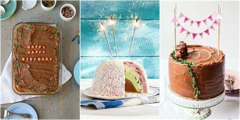homemade birthday cake ideas easy recipes