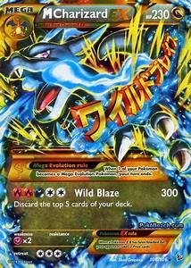 Mega Charizard EX X -- Flashfire Pokemon Card Review ...