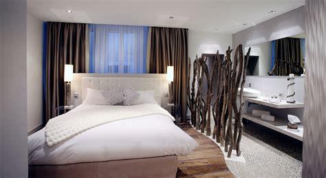 chambre deluxe petit hôtel confidentiel