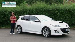 Mazda 3 Mps : mazda3 mps hatchback review carbuyer youtube ~ Medecine-chirurgie-esthetiques.com Avis de Voitures