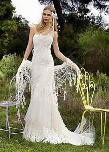 memorable wedding bohemian wedding dresses choose a With boho wedding dress designers