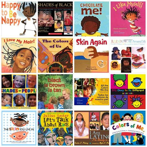 children s books about colors a list of children s books about race and skin color