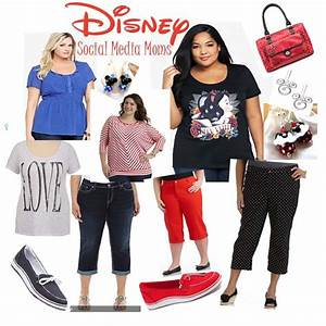 Disney Social Media Moms Conference What to Wear Plus Size Edition - Pink Cake Plate